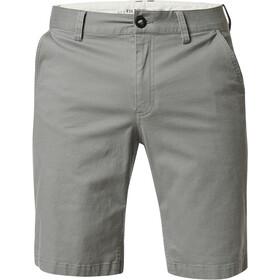 Fox Essex 2.0 Pantaloncini Chino Uomo, grigio